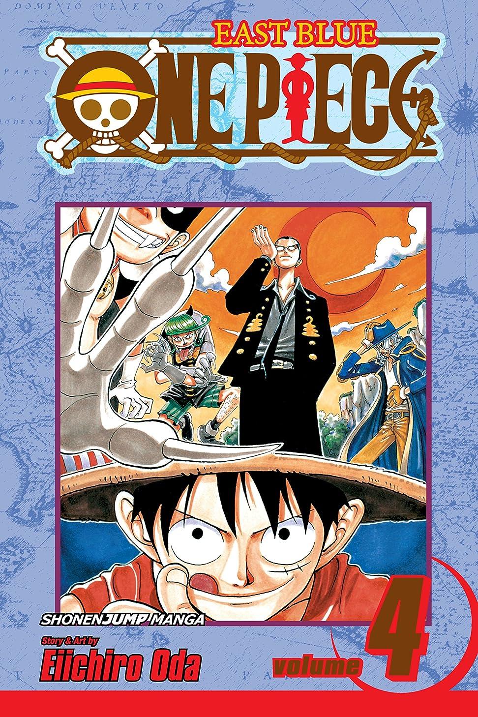 彼らスキル先見の明One Piece, Vol. 4: The Black Cat Pirates (One Piece Graphic Novel) (English Edition)