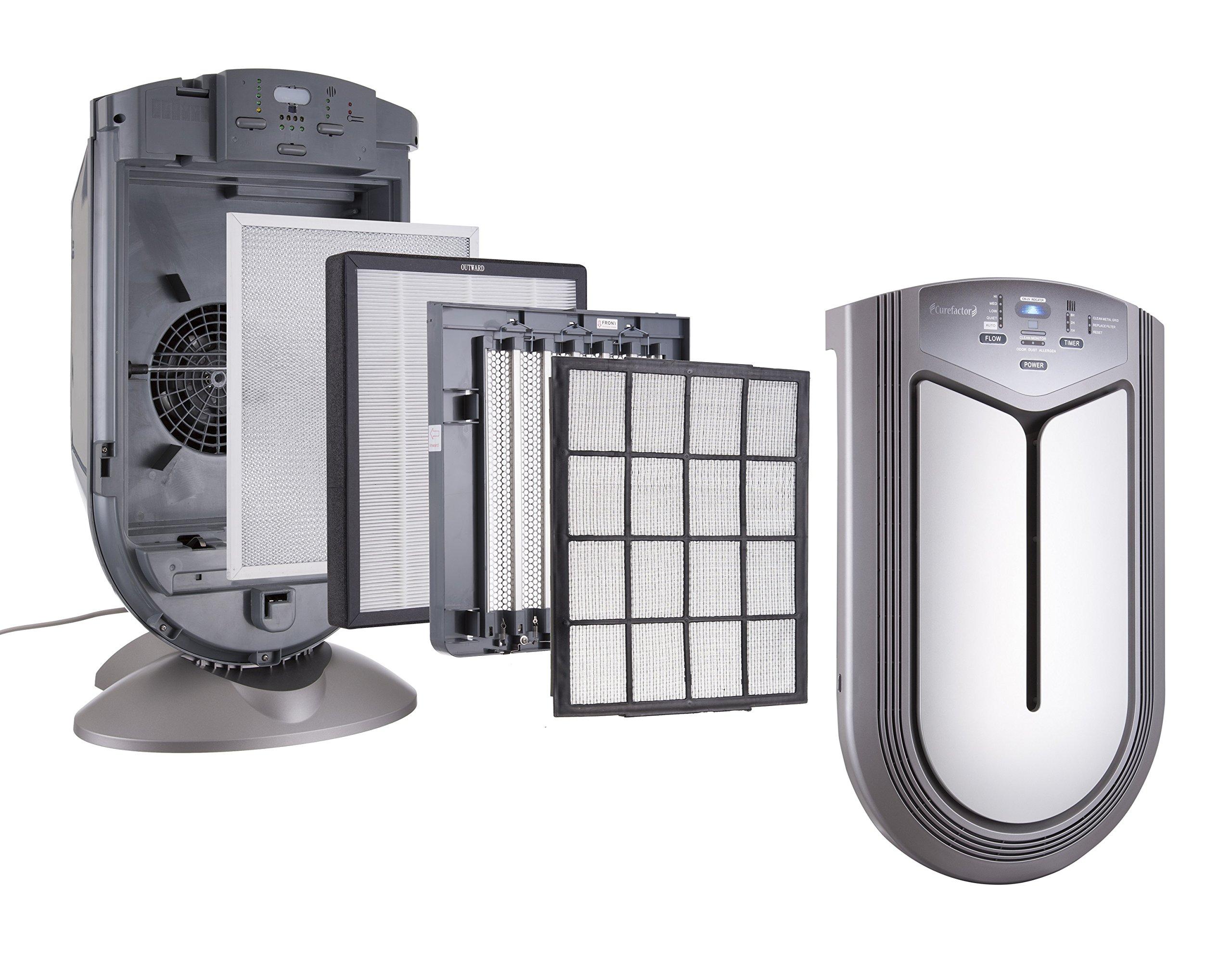 Multiple Technologies ST-3800A Intelli-Pro Inteligente Purificador ...