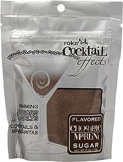 Rokz Design Group Martini Sugar, Chocolate, 5 Ounce