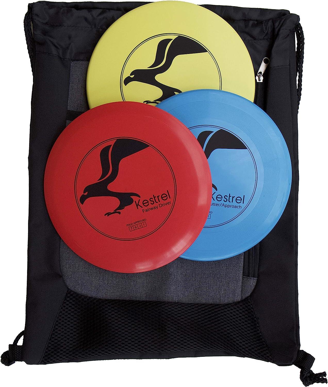 Kestrel Sports Disc Golf Max 54% OFF Beginner Bundles Set Los Angeles Mall Premium