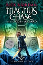 The Hammer of Thor (B&N Exclusive Edition) (Magnus Chase and the Gods of Asgard Series #2)