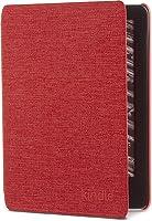 Capa de tecido para Kindle 10ª Geração – Cor Vermelha (não compatível com o Kindle 8ª Geração)