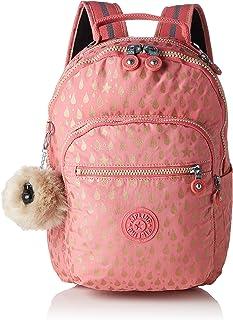 dd760ae842 Kipling Seoul Go S Sac à dos enfants, 35 cm, 8 liters, Rose