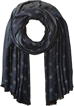 Echo Design - Polka Dot Blanket Wrap