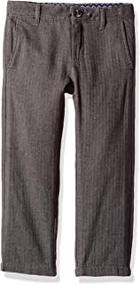 Gymboree Big Boys' Flat Front Trouser Pant