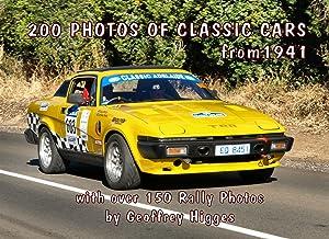 200 Photos of Classic Cars from 1941 (Car Rally Photos Book 2)