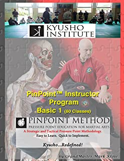 The PinPoint™ Method: 60 Classes of Pressure Point Self Defense (PinPoint Basic 1)