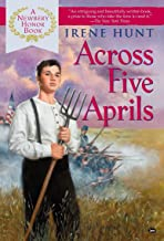 Download Book Across Five Aprils PDF