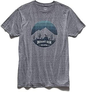x Dierks Bentley - Snow Heather Vintage Style Graphic Tee Shirt