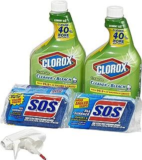 Best bathroom surface cleaner Reviews