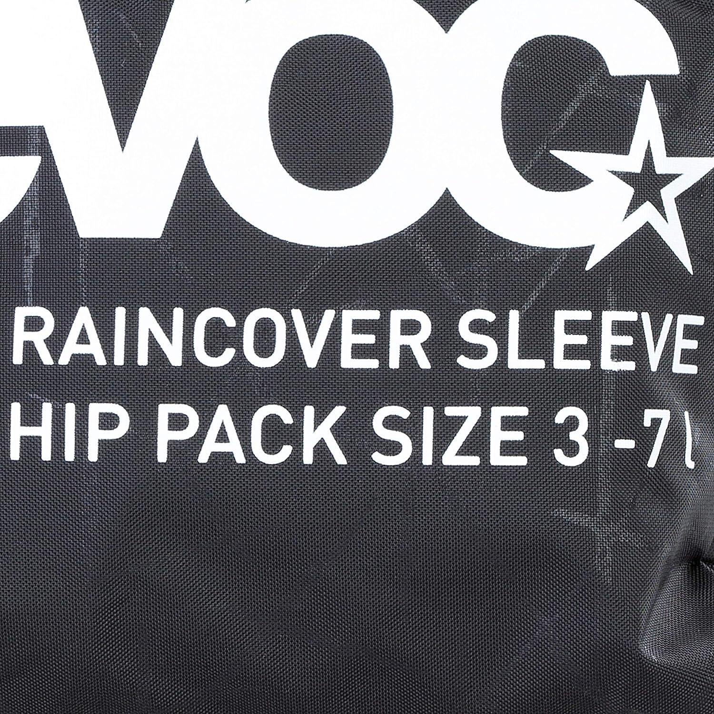 evoc Raincover Sleeve Funda Impermeable para el Hip Pack Unisex Adulto