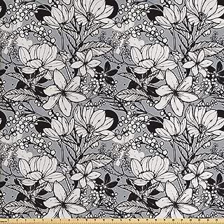 Best lotus garden fabric Reviews
