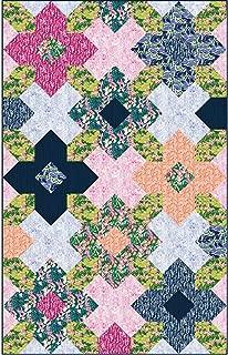 Dear Stella Designs Among The Wildflowers Cutting Garden Quilt Kit