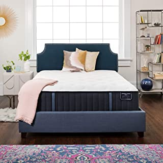 Stearns & Foster Estate, 14-Inch Luxury Cushion Firm Tight Top Mattress, California King, Hand Built in The USA, 10 Year Warranty