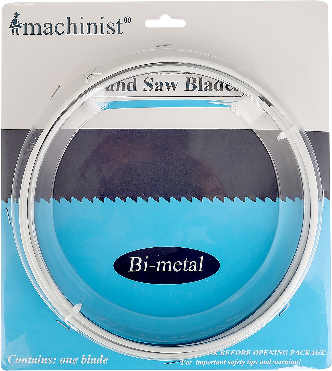 Imachinist Challenge the lowest price S713414 Bi-metal Band Saw Phoenix Mall Blades 1 4 Inch 71-3 Long