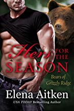 Hers for the Season: A BBW Paranormal Shifter Romance (Bears of Grizzly Ridge Book 8)