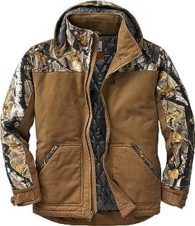 Mens Canvas Cross Trail Workwear Jacket