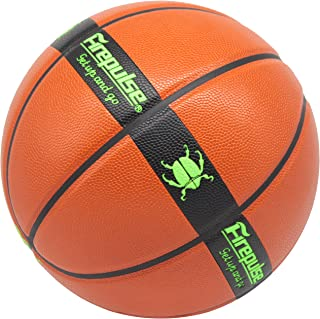 Basketball/Official Size 7(29.5'')/Indoor&Outdoor Composite Leather Game Basketballs with Free Air Pump,Needles,Basketball Carry Bag