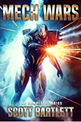 Mech Wars: The Complete Military Sci-Fi Series Kindle Edition