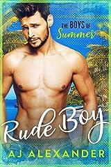 Rude Boy: An Age Gap Sister's Best Friend Romance Kindle Edition