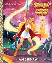 I Am She-Ra! (She-Ra) (Little Golden Book)