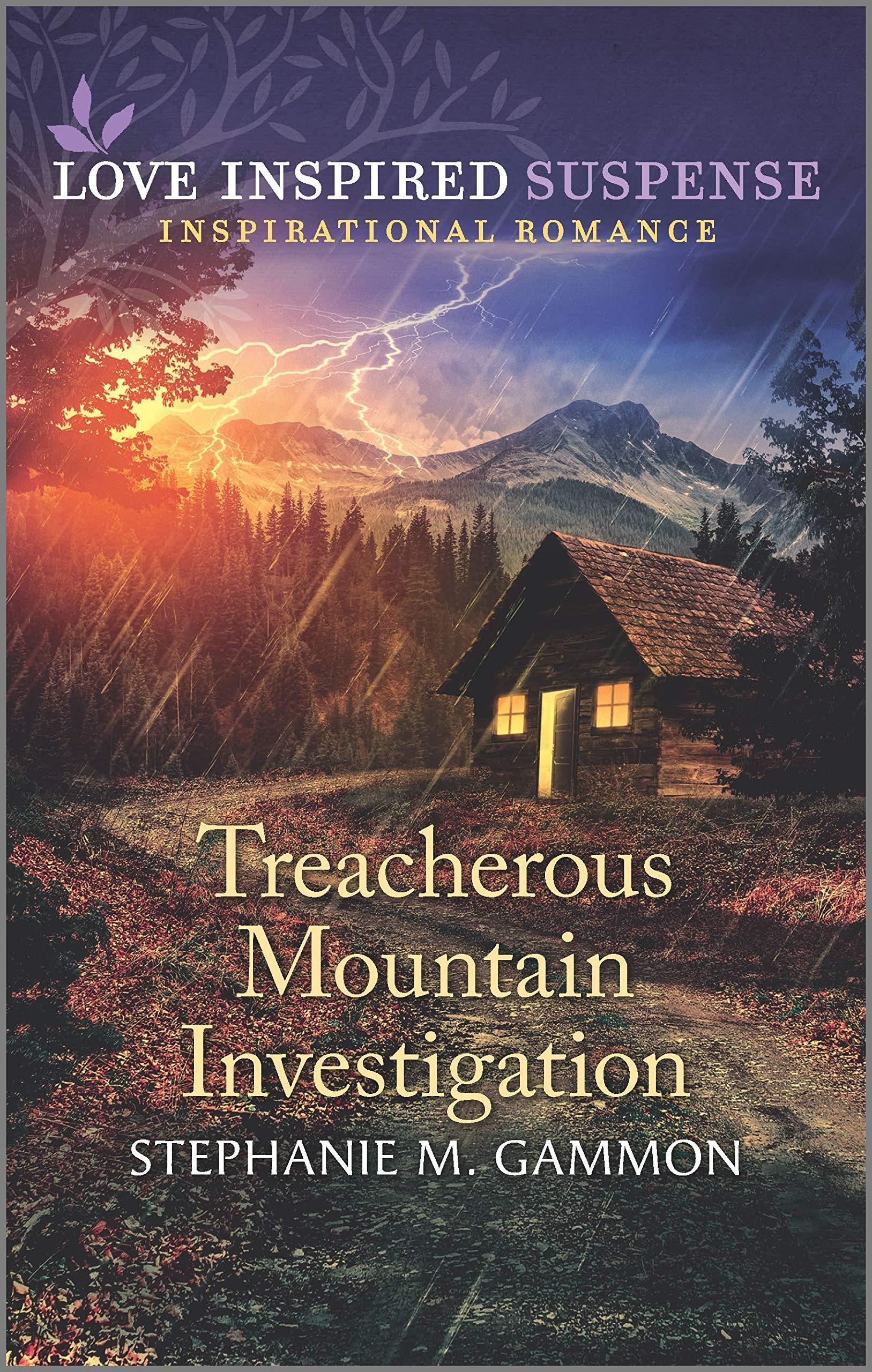 Treacherous Mountain Investigation (Love Inspired Suspense)