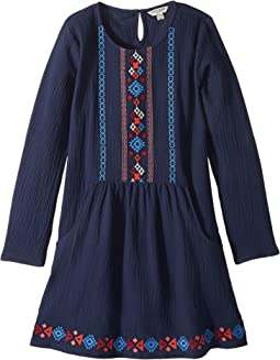 Lucky Brand Kids - Marlow Dress (Big Kids)