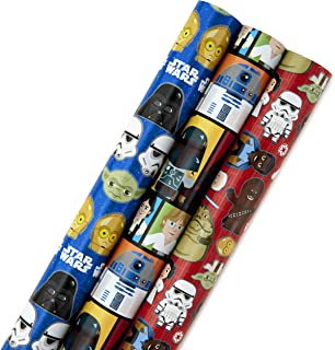 star trek wrapping paper