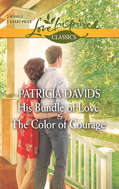 His Bundle of Love and The Color of Courage: An Anthology (Love Inspired Classics) (English Edition)