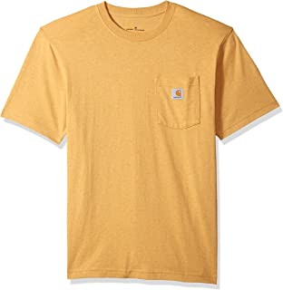 Carhartt Men's K87 Workwear Pocket Short Sleeve T-Shirt