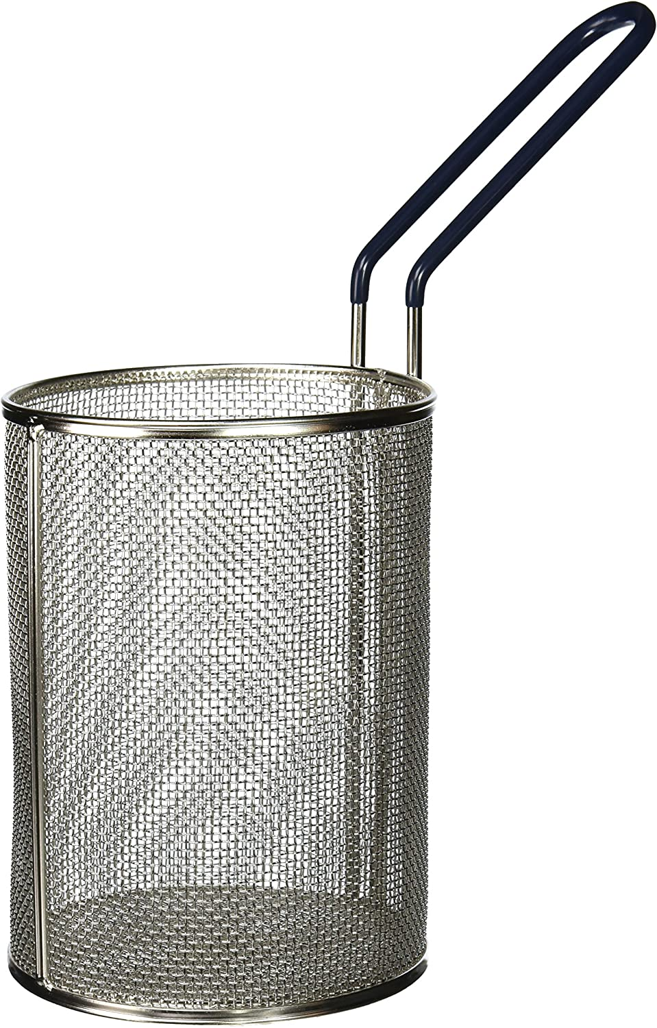 Tablecraft Minneapolis Mall Las Vegas Mall Round Pasta Basket 5-1 7-Inch Steel Stainless 4 by