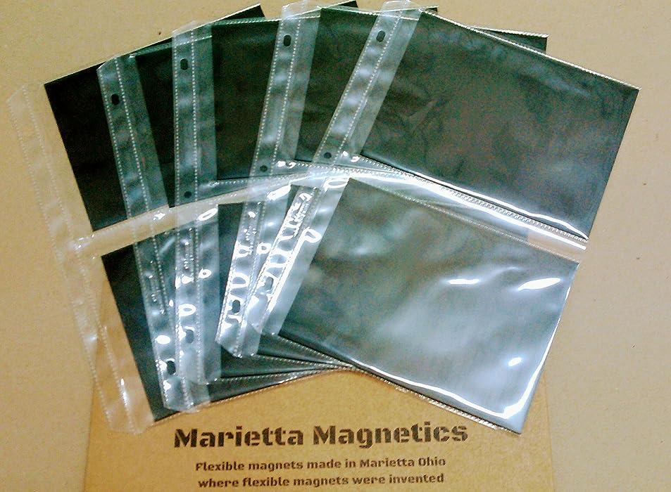 Marietta Magnetics Scrapbooking Die Storage 5pc set qchkxcqa1945
