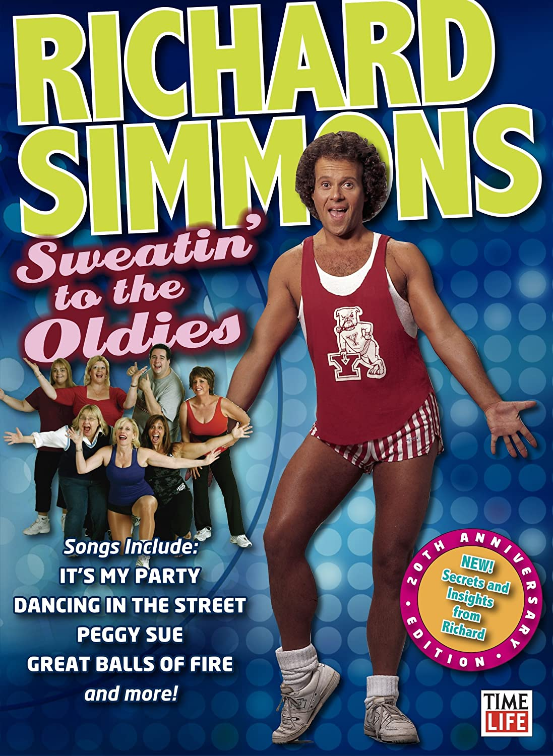 Sacramento Mall Recommended Richard Simmons: Sweatin The To Oldies