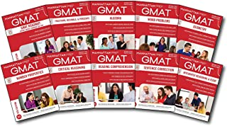 Complete GMAT Strategy Guide Set (Manhattan Prep GMAT Strategy Guides)