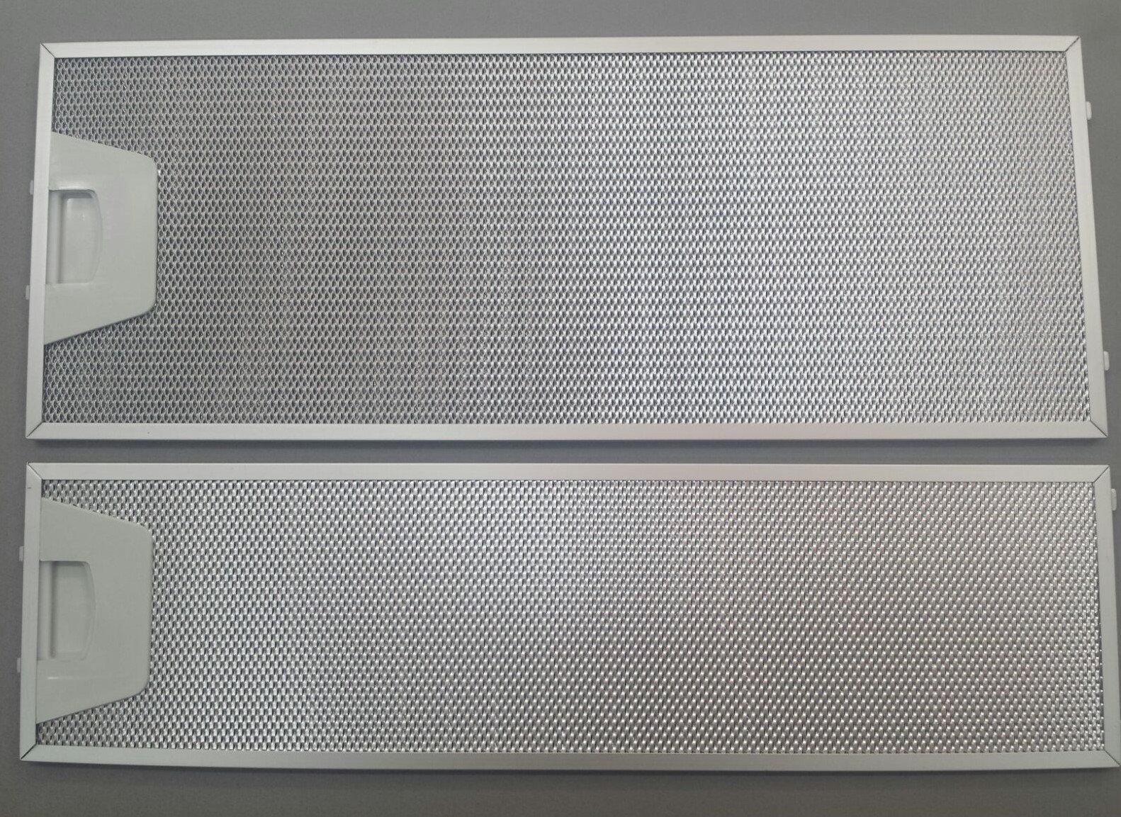 RECAMBIOS DREYMA Juego FILTROS (2) Campana Extractor TEKA TL1-62 TL2000. (61874021 + 61874022) (19,2x50 + 13,7x50): Amazon.es: Hogar