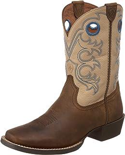 Kids' Crossfire Western Cowboy Boot