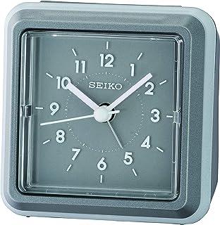 Seiko ENA alarm clock, Grey