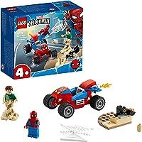 LEGOMarvelSpider-Man:Spider-ManandSandmanShowdown76172BuildingKit