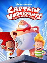 captain underpants movie 2017 dreamworks