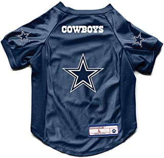 Littlearth NFL Dallas Cowboys Pet Stretch Jersey, X-Large