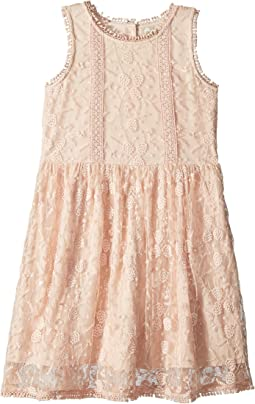 PEEK Alice Dress (Toddler/Little Kids/Big Kids)