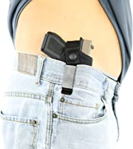 ComfortTac Concealed Carry Holster   Carry Inside The Waistband IWB or Outside The Waistband OWB   Size 2 Fits Glock 42, Sig Sauer P238, P938, Kahr CM40, Taurus 738 and Similar Guns