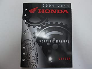 2004 05 06 07 08 09 10 2011 Honda CRF70F Service Repair Manual FACTORY OEM DEAL