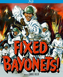 Fixed Bayonets! (1951) [Blu-ray]