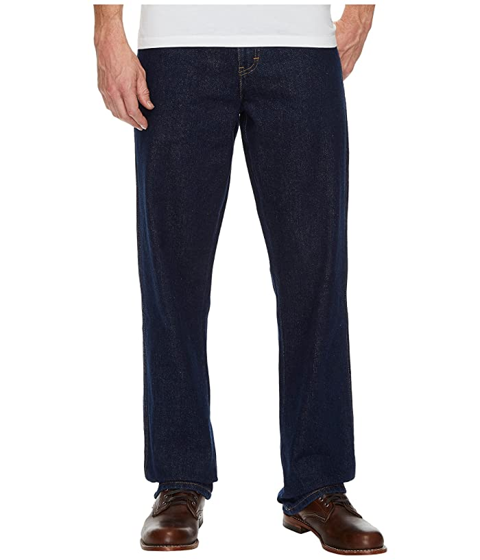 Dickies  Regular Fit Five-Pocket Jeans (Rinsed Indigo Blue) Mens Jeans