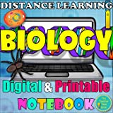 Life Science Biology Distance Learning Interactive Notebook