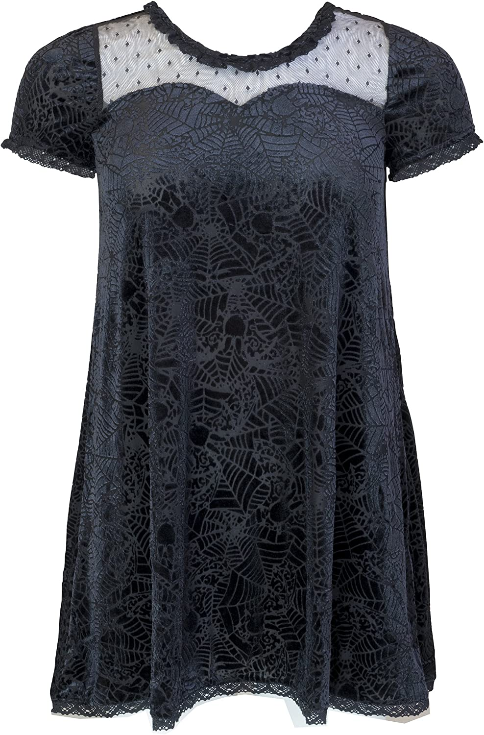 Iron Fist Womens Cave Dress Creeps Alternative New product Sweetheart Inexpensive