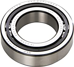 SKF NJ 2213 ECP Cylindrical Roller Bearing, Single Row, Removable Inner Ring, Flanged, Straight Bore, High Capacity, Normal Clearance, Polyamide/Nylon Cage, Metric, 65mm Bore, 120mm OD, 31mm Width