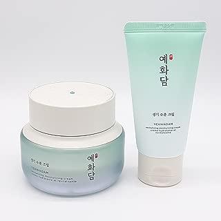 The Face Shop Yehwadam Revitalizing Moisturizing Cream Special Gift SET 1+1 (100ml) Cream