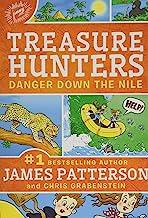 Treasure Hunters: Danger Down the Nile (Treasure Hunters, 2)